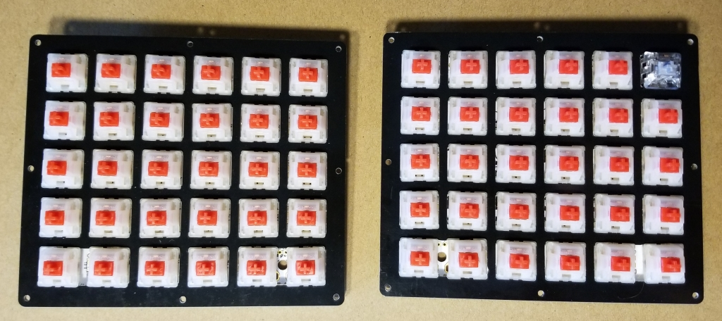 Mounted Switches
